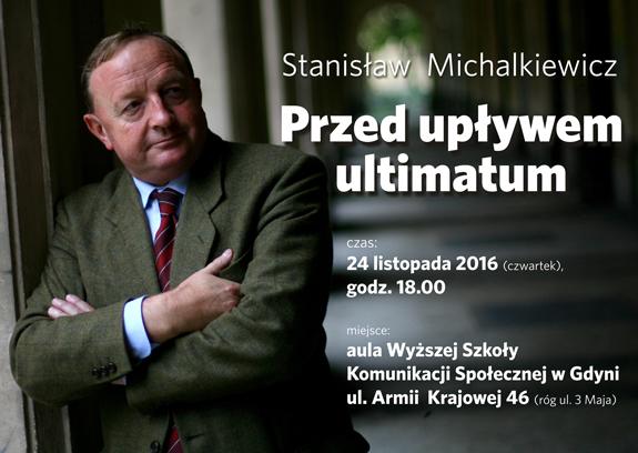 Michalkiewicz w Gdyni